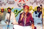 Mehfil-e-Milad under aegis of Mustafvi Students Movement