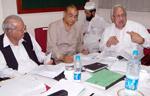 Meeting of the Academic Council of Minhaj University Lahore