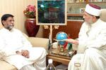Chairman Senate Muhammad Mian Soomro paid a cordial visit to Shaykh-ul-Islam Dr Tahir-ul-Qadri