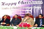 Christmas program by Muslim Christian Dialogue Forum