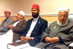 MYL UK from Nelson hosted an evening with Fazeelat As-Shaykh Muhammad Saeed As-Sagharji