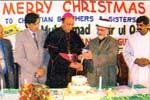 Media Coverage of Merry Christmas Program (3 Jan, 2006)