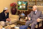 لاہور: السید احمد ظفر الگیلانی کی تحریک منہاج القرآن کے مرکز پر خصوصی آمد