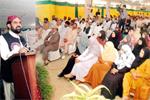 تحریک منہاج القرآن کراچی کے زیراہتمام خصوصی سیمینار