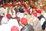 ماہانہ مجلس ختم الصلوٰۃ علی النبی صلی اللہ علیہ وآلہ وسلم