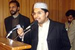 راولپنڈی پریس کلب میں صاحبزادہ حسین محی الدین قادری کا خصوصی خطاب