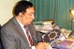 تحریک منہاج القرآن کے مرکزی قائدین کی عطاء الحق قاسمی سے ملاقات