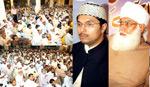 Milad-e-Mustafa Conference (saw) under MQI Karachi