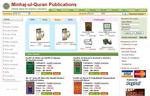 Website of Minhaj-ul-Quran Publications inaugurated