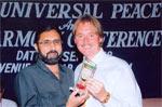 ڈاکٹر محمد طاہر القادری کے لیے امن ایوارڈ 2008ء