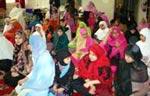 Spiritual Training Camp for Minhaj Women League and Minhaj Sisters Norway