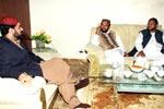 تحریک منہاج القرآن کا ڈاکٹر فرید پراچہ کو عشائیہ