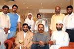 منہاج مصالحتی کونسل ناروے کے وفد کا دورہ مصر