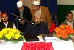 سفیر یورپ کا دورہ منہاج القرآن فرانس