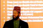 MYL NL organizes lecture of Shaykh Ramadan Qadri at the Erasmus University of Rotterdam (Netherlands)