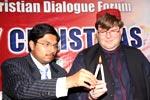 منہاج القرآن انٹرنیشنل اور مسلم کرسچئن ڈائیلاگ فورم کے زیراہتمام ہیپی کرسمس تقریب
