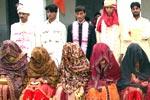 منہاج ویلفیئر فاؤنڈیشن خانقاہ ڈوگراں کے زیراہتمام اجتماعی شادیوں کی تقریب