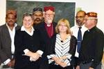 Minhaj-ul-Quran International (Oslo) hosts moot on interfaith harmony