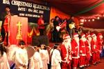 MQI delegation attends Christmas festival