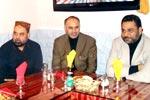 منہاج القرآن انٹرنیشنل فرانس کیجانب سے نائب ناظم اعلیٰ شیخ زاہد فیاض کے اعزاز میں عشائیہ