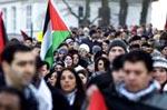 MQI (Rogaland) demonstration against Israeli barbarism
