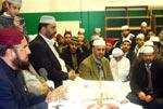 سفیر یورپ علامہ حافظ نذیر احمد خان قادری کی سالگرہ تقریب