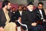Secretariat staff meets Shaykh-ul-Islam Muhammad Tahir-ul-Qadri