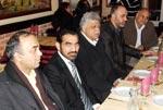 منہاج القرآن انٹرنیشنل فرانس کے اعلیٰ سطحی وفد کی پاکستان پیپلز پارٹی فرانس کے عہدیداران سے ملاقات