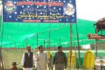 منہاج خیمہ بستی مردان میں تعمیراتی و امدادی کام
