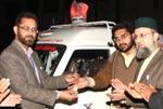 Minhaj Ambulance Service launched