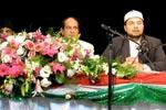 Annual Milad-un-Nabi Conference 2010 at Bowman Hall, Blacktown, Sydney, Australia