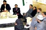 Hussain Mohi-ud-Din Qadri visits Halifax