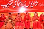 منہاج ویلفیئر فاؤنڈیشن کے زیراہتمام 32 شادیوں کی اجتماعی تقریب