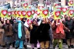 منہاج القرآّن انٹرنیشنل ڈنمارک کے زیراہتمام میلاد مارچ