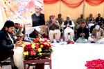 Quran Khawani & prayer for good health of Shaykh-ul-Islam held