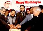 Minorities pay tribute to Shaykh-ul-Islam