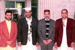 ناگویا (جاپان) کی تنظیم کا مرکزی سیکرٹریٹ لاہور کا وزٹ