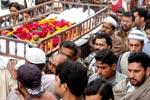 تحریک منہاج القرآن کی نظامت تمویلات کے ڈپٹی ڈائریکٹر حفیظ الرحمٰن خان کے والد حاجی حبیب احمد خان کی نماز جنازہ