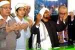 دار المصطفی یمن کے منتظم اعلیٰ شیخ حبیب عمر بن محمد بن سالم بن حفیظ کا منہاج القرآن انٹرنیشنل برلن کا وزٹ