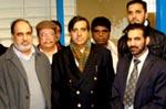 جہانگیر بدر کی منہاج القرآن انٹرنیشنل فرانس کے وفد سے ملاقات