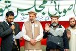 منہاج القرآن صوبہ سرحد کی مشاورتی کونسل کا اجلاس