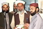 راولپنڈي ميں عرفان القرآن کورس کي اختتامي تقريب