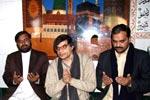منہاج القرآن کے مرکزی قائدین کی ارشاد احمد حقانی کی وفات پر تعزیت
