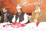 Joint meeting of Majlis-e-Shura & Federal Council of PAT