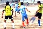 جھنگ میں منہاج یوتھ فٹ بال ٹورنامنٹ