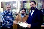 کمالیہ کے محمد حسین ہاشمی نے اپنا گھر منہاج القرآن کے نام وقف کر دیا