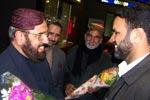 سفیر یورپ علامہ نذیر احمد خان قادری دعوتی دورے پر اٹلی پہنچ گئے