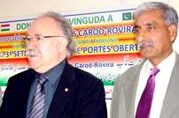 Vice President of Catalonia visits Minhaj Islamic Centre Barcelona