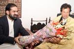 MQI leaders wish Imran Khan early recovery; convey Shaykh-ul-Islam's good wishes