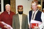 منہاج القرآن انٹرنیشنل ناروے کے مرکز پر نارویجن عیسائی کا قبول اسلام